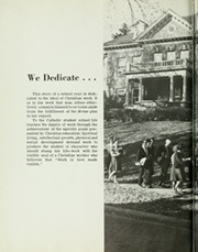 St Thomas High School - Shamrock Yearbook (Ann Arbor, MI) online yearbook collection, 1964 Edition, Page 8