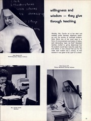 Page 17, 1968 Edition, St Vincent High School - Shamrock Yearbook (Akron, OH) online yearbook collection