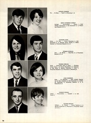 St Vincent High School - Shamrock Yearbook (Akron, OH) online yearbook collection, 1968 Edition, Page 96