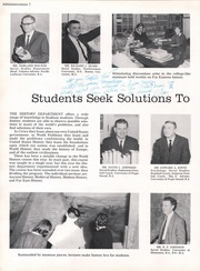 Stadium High School - Tahoma Yearbook (Tacoma, WA) online yearbook collection, 1964 Edition, Page 18