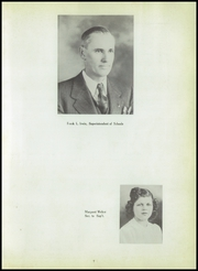 Stafford High School - Staffordonian Yearbook (Stafford, KS) online yearbook collection, 1940 Edition, Page 9