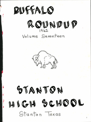 Stanton High School - Roundup Yearbook (Stanton, TX) online yearbook collection, 1962 Edition, Page 5