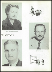 Stark High School - Orange Peel Yearbook (Orange, TX) online yearbook collection, 1954 Edition, Page 15 of 292