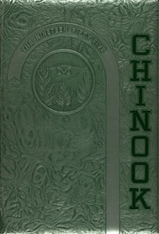 University of Montana Western - Chinook Yearbook (Dillon, MT) online yearbook collection, 1955 Edition, Cover
