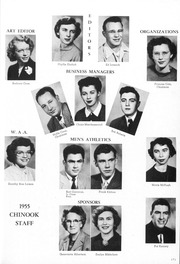Page 11, 1955 Edition, University of Montana Western - Chinook Yearbook (Dillon, MT) online yearbook collection