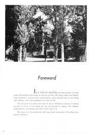 Page 6, 1955 Edition, University of Montana Western - Chinook Yearbook (Dillon, MT) online yearbook collection