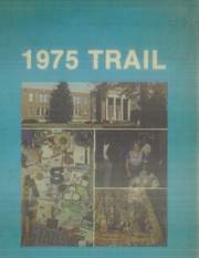 Statesville High School - Trail Yearbook (Statesville, NC) online yearbook collection, 1975 Edition, Cover