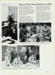 Page 15, 1975 Edition, Statesville High School - Trail Yearbook (Statesville, NC) online yearbook collection