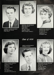 Page 13, 1959 Edition, Staunton High School - Yellowjacket Yearbook (Staunton, IN) online yearbook collection