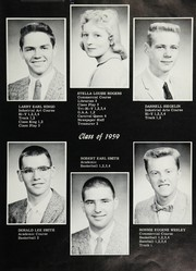 Page 15, 1959 Edition, Staunton High School - Yellowjacket Yearbook (Staunton, IN) online yearbook collection