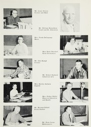 Page 9, 1959 Edition, Staunton High School - Yellowjacket Yearbook (Staunton, IN) online yearbook collection