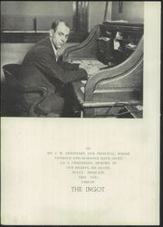 Page 10, 1936 Edition, Steelton High School - Ingot Yearbook (Steelton, PA) online yearbook collection