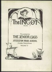 Page 7, 1936 Edition, Steelton High School - Ingot Yearbook (Steelton, PA) online yearbook collection