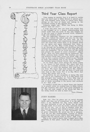 Page 16, 1952 Edition, Steinbach Bible Institute - Star Yearbook (Steinbach, Manitoba Canada) online yearbook collection