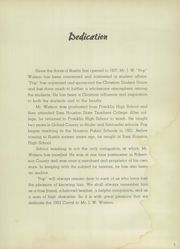 Page 7, 1953 Edition, Stephen F Austin High School - Corral Yearbook (Houston, TX) online yearbook collection