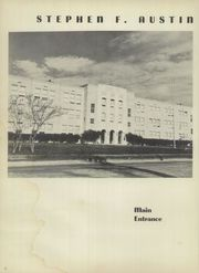 Page 8, 1953 Edition, Stephen F Austin High School - Corral Yearbook (Houston, TX) online yearbook collection