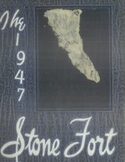 Stephen F Austin State University - Stone Fort Yearbook (Nacogdoches, TX) online yearbook collection, 1947 Edition, Cover