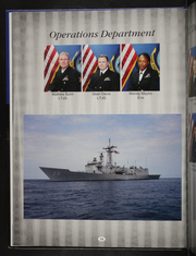 Page 16, 2007 Edition, Stephen W Groves (FFG 29) - Naval Cruise Book online yearbook collection