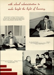 Page 11, 1955 Edition, Stephens High School - Tribute Yearbook (Rumford, ME) online yearbook collection