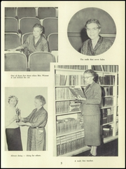 Page 11, 1958 Edition, Stephens High School - Tribute Yearbook (Rumford, ME) online yearbook collection