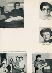 Page 13, 1955 Edition, Stephenville High School - Yellow Jacket Yearbook (Stephenville, TX) online yearbook collection