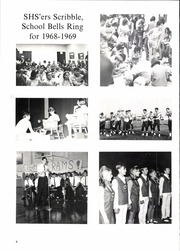Page 10, 1969 Edition, Stephenville High School - Yellow Jacket Yearbook (Stephenville, TX) online yearbook collection