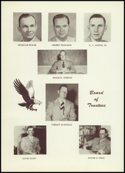 Page 10, 1955 Edition, Sterling City High School - Eagles Eye Yearbook (Sterling City, TX) online yearbook collection