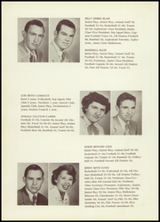 Page 12, 1955 Edition, Sterling City High School - Eagles Eye Yearbook (Sterling City, TX) online yearbook collection