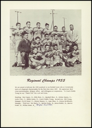 Page 7, 1955 Edition, Sterling City High School - Eagles Eye Yearbook (Sterling City, TX) online yearbook collection