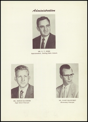 Page 9, 1955 Edition, Sterling City High School - Eagles Eye Yearbook (Sterling City, TX) online yearbook collection