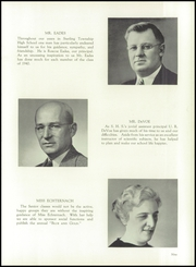 Page 13, 1940 Edition, Sterling High School - Blue and Gold Yearbook (Sterling, IL) online yearbook collection