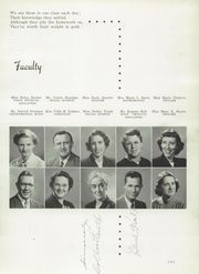 Page 13, 1952 Edition, Sterling High School - Blue and Gold Yearbook (Sterling, IL) online yearbook collection