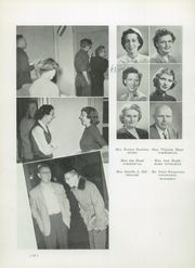 Page 14, 1952 Edition, Sterling High School - Blue and Gold Yearbook (Sterling, IL) online yearbook collection