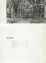 Page 9, 1952 Edition, Sterling High School - Blue and Gold Yearbook (Sterling, IL) online yearbook collection
