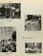 Page 15, 1974 Edition, Stern College for Women - Kochaviah Yearbook (New York, NY) online yearbook collection