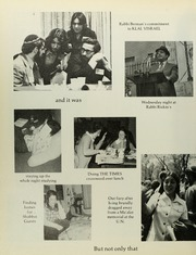 Page 16, 1974 Edition, Stern College for Women - Kochaviah Yearbook (New York, NY) online yearbook collection