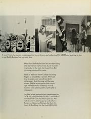 Page 17, 1974 Edition, Stern College for Women - Kochaviah Yearbook (New York, NY) online yearbook collection