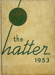 Stetson University - Hatter Yearbook (DeLand, FL) online yearbook collection, 1953 Edition, Cover