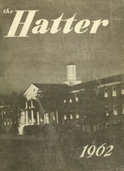Stetson University - Hatter Yearbook (DeLand, FL) online yearbook collection, 1962 Edition, Cover