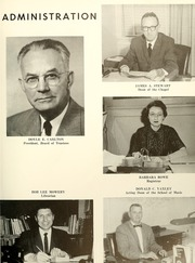 Page 15, 1962 Edition, Stetson University - Hatter Yearbook (DeLand, FL) online yearbook collection