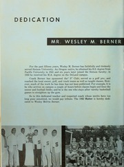Page 8, 1962 Edition, Stetson University - Hatter Yearbook (DeLand, FL) online yearbook collection