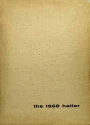Stetson University - Hatter Yearbook (DeLand, FL) online yearbook collection, 1968 Edition, Cover