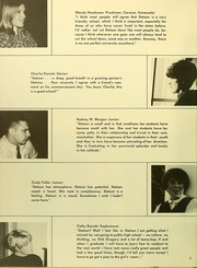 Page 10, 1968 Edition, Stetson University - Hatter Yearbook (DeLand, FL) online yearbook collection
