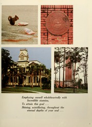 Page 9, 1982 Edition, Stetson University - Hatter Yearbook (DeLand, FL) online yearbook collection