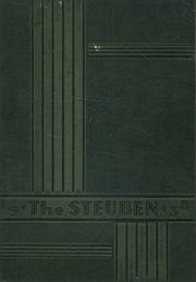 Steubenville High School - Crimsonite Yearbook (Steubenville, OH) online yearbook collection, 1938 Edition, Cover