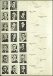 Page 10, 1938 Edition, Steubenville High School - Crimsonite Yearbook (Steubenville, OH) online yearbook collection