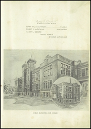 Page 7, 1938 Edition, Steubenville High School - Crimsonite Yearbook (Steubenville, OH) online yearbook collection