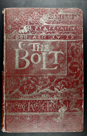 Stevens Institute of Technology - Link Yearbook (Hoboken, NJ) online yearbook collection, 1884 Edition, Cover