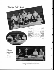 Stockbridge High School - Echo Yearbook (Stockbridge, MI) online yearbook collection, 1956 Edition, Page 6