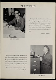 Page 11, 1967 Edition, Stockbridge High School - Panther Yearbook (Stockbridge, MI) online yearbook collection